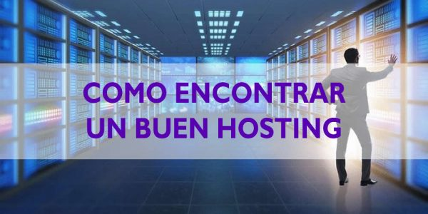 como encontrar un buen hosting