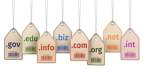 ´como comprar un dominio para una pagina web